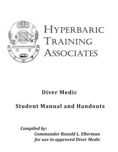Diver Medic Student Manual & Handouts ()