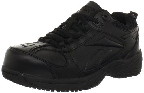 Reebok Work Women's Jorie RB186 Work Shoe,Black,9 M US by Reebok Work
