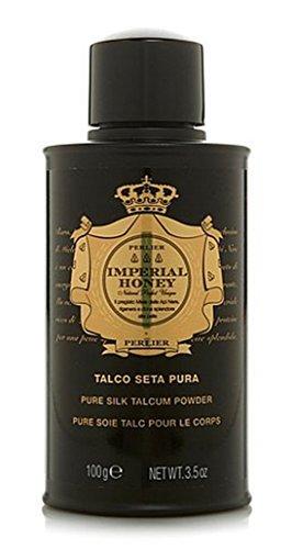 Perlier Imperial Honey Talc Talcum Powder by Perlier