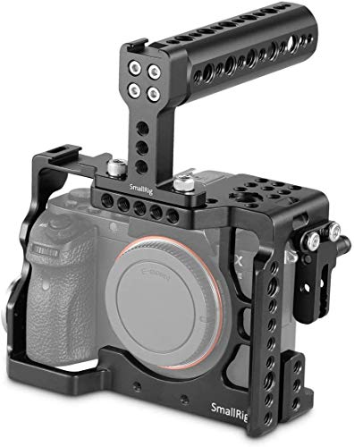 SMALLRIG Camera Cage for