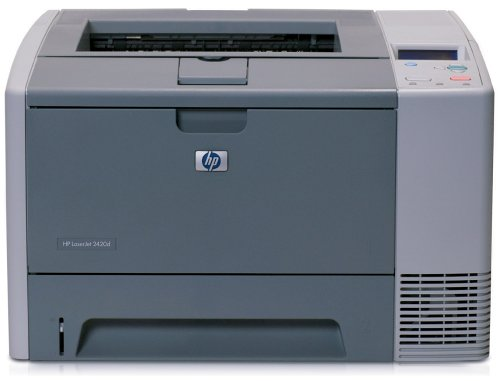 HP LaserJet 2420D Monochrome Printer