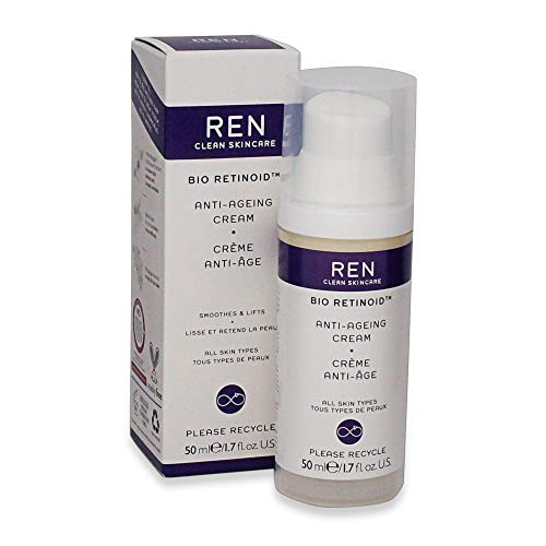 - Ren Bio Retinoid Anti-Age Cream, 1.7 Fluid Ounce