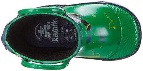 Kamik Jungen Orbit Gummistiefel, Grün (Green/Vert), 29 EU