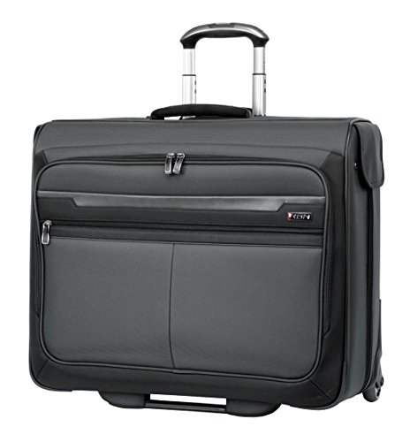 Ricardo Beverly Hills Bel Aire 42-Inch 2 Wheel Rolling Garment Bag, Charcoal, One Size by Ricardo Beverly Hills