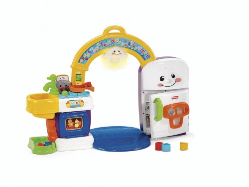 (Fisher Price Laugh and Learn 2-in-1 Learning)