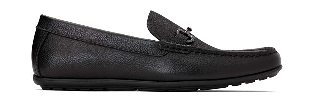 Vionic Men/'s Mercer Mason Driving Moccasins Leather//Suede Loafer for Men with Concealed Orthotic Support