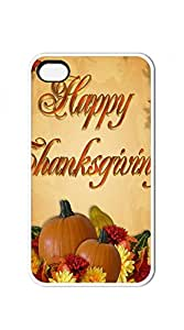 TUTU158600 Hard Skin Case Cover Shell iphone 4 case for teen girls hipster - Thanksgiving Day is traditionallya day for you