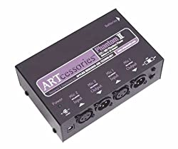 Art Phantom Ii Pro 2-channel 48v Phantom Power Supply
