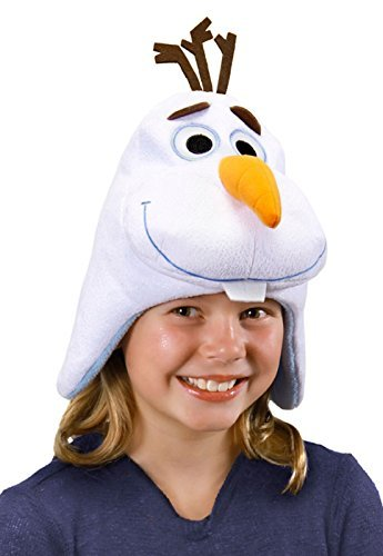 Elope Frozen Olaf Kids Hoodie Hat]()