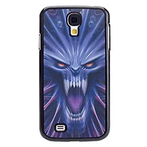 3D Effect Change in Size Demon Pattern Durable Hard Case for Samsung Galaxy S4 I9500