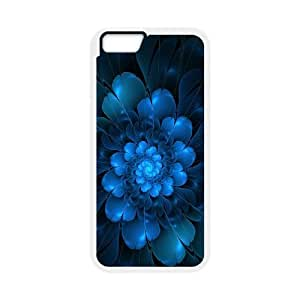 Daisy Flower iPhone 6 Plus 5.5 Inch Cell Phone Case WhiteO6765248
