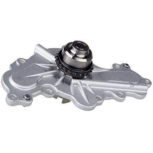 ECCPP Engine Water Pump Fits FORD FUSION TAURUS LINCOLN MAZDA MERCURY 2007-2012 3.5L 3.7L