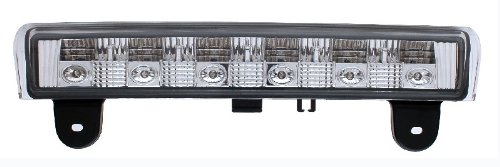 CHEVY TAHOE / SUBURBAN / G.M.C DENALI 00-06 LED 3RD BRAKE LIGHT ALL CHROME NEW