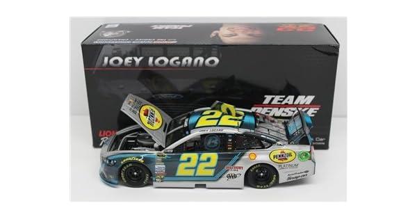 Amazon.com: Joey logano 2014 Pennzoil Platinum 1: 24 NASCAR ...