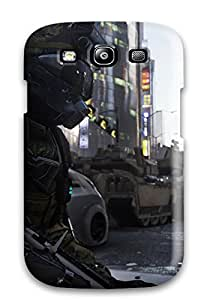 Hot For Call Of Duty: Advanced Warfare Protective Case Cover Skin/galaxy S3 Case Cover