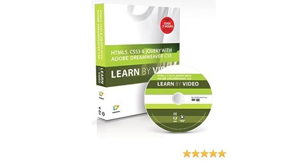 video2brain html5 css3 y jquery con adobe dreamweaver cs5.5