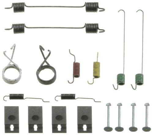 Mazda Protege Brake Drum (Dorman HW17370 Drum Brake Hardware Kit)