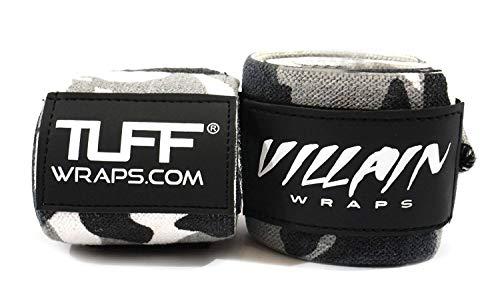 Villain Sidekick Wrist Wraps 16