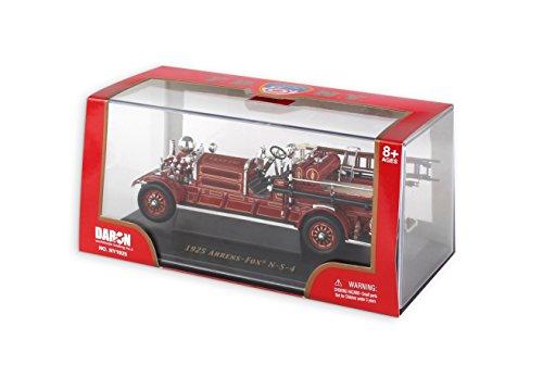- Daron FDNY 1925 Ahrens Fox Fire Truck (1/43 Scale)