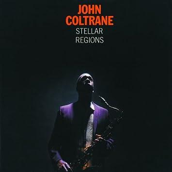 amazon stellar regions john coltrane 輸入盤 音楽