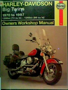 Art book harley davidson big twins owners workshop manual 1970 books related with harley davidson big twins owners workshop manual 1970 1997 1200cc 74 cu inch 1340cc 80 cu in by curt choate fandeluxe Choice Image