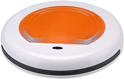 CHUTD Aspirateur Intelligent Robot de Nettoyage de Balayage Domestique (Orange) Rouge (Couleur: Violet) Orange