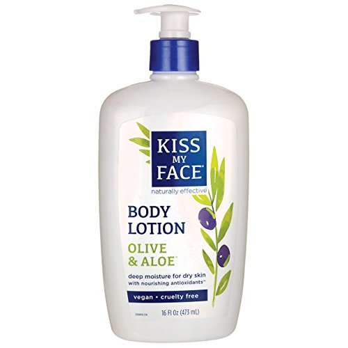 Kiss My Face Aloe Olive Moisturizer - 3