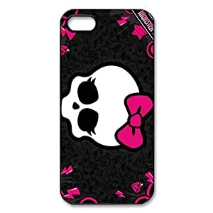 Customize Cartoon Game Monster High Back Cover Case for iphone 5 5S JN5S-2440