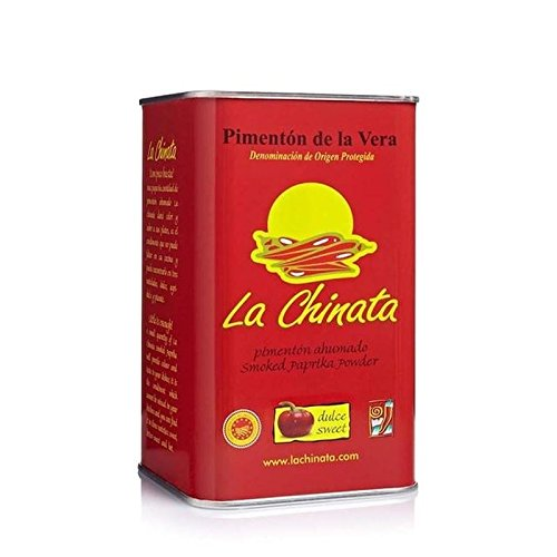 Brindisa La Chinata Sweet Smoked Paprika 750g - Pack of 6