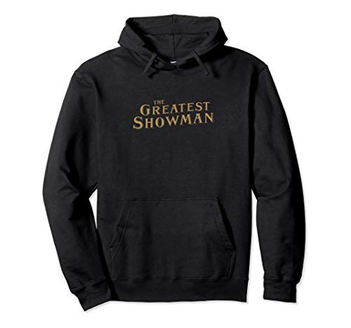 (The Greatest Showman Logo Pullover Hoodie)