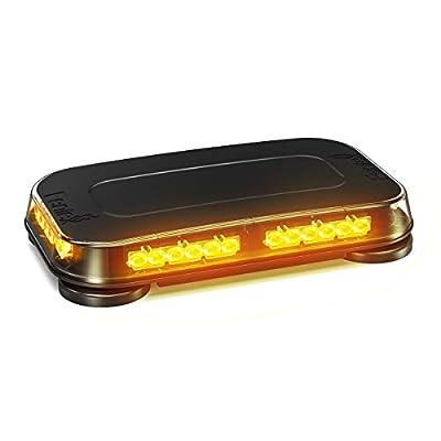 Feniex Fusion Mini Lightbar - Amber: Automotive