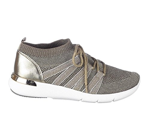 Primavera Uma Fly Estate Parker Gold Scarpe 27118 Donna Sneaker 2018 Knitting Hq8XHwPrx