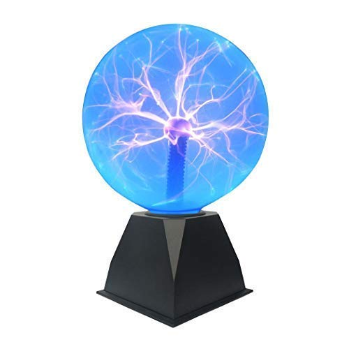 Tradeopia Corp. Glass Plasma Ball Touch Sensitive Decoration Lightning - 8
