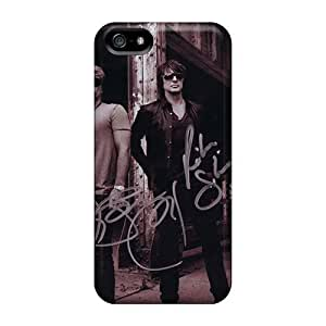 AaronBlanchette Iphone 5/5s Excellent Hard Phone Cases Support Personal Customs Vivid Bon Jovi Skin [YRq12612YryE]