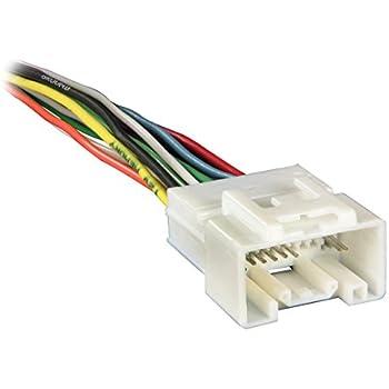 metra 70-7005 radio wiring harness for 07 mitsubishi
