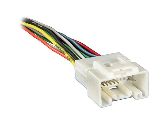 (Metra 70-7005 Radio Wiring Harness for 07 Mitsubishi)