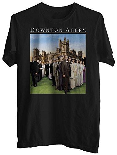Downton Abbey Downton Family Men's T Shirt