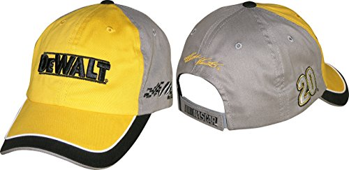 Checkered Flag NASCAR 2015 Fan Up Hats (Matt Kenseth #20 Dewalt)