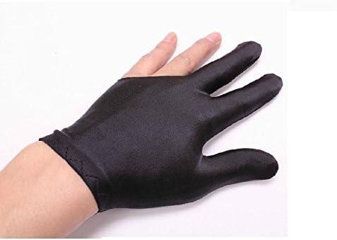 ZXJOY - Guantes de billar con 3 dedos para hombre y mujer, para mano izquierda, 3 piezas, C: Amazon.es: Deportes y aire libre