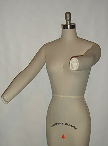 Female Full Body Professional Sewing Dress Form Mannquin