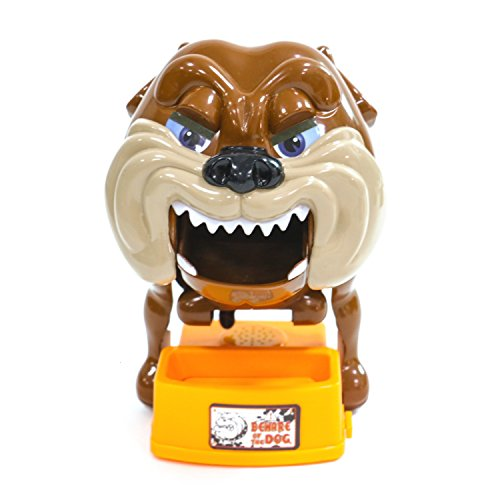Beware of Barking Dog Novelty Prank Toy Board Game for Adult Kids (Angry Dog Barking)