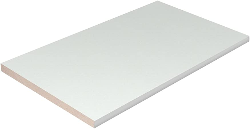 """5//8/"""" /& 3//4/"""" 1//2/"""" White Melamine 4/' x 8/' sheets available in 1//4/"""""""