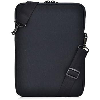 turtleback 14 inch laptop sleeve with removable strap 13 8 inch black interior. Black Bedroom Furniture Sets. Home Design Ideas