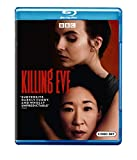 Killing Eve: Season 1 Cover - Blu-ray, DVD, Digital HD