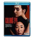 Killing Eve: Season 1 Cover - Blu-ray, DVD, Digital HD