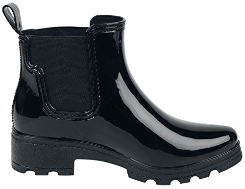 Evercreatures Deer Dear Gumboots Black Black oftXK