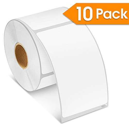 10 Rolls - DYMO 30256 Compatible Postage Shipping Labels (2-5/16