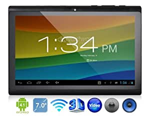 "Nextway F7 7"" Android 4.1.1 Dual Core RK3066 1.6GHz 16GB Tablet PC with Wi-Fi, External 3G, Bluetooth, Capacitive IPS Touch (Black)"