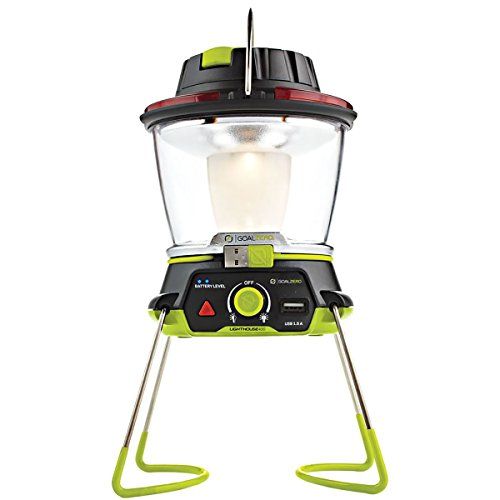 Goal Zero Lighthouse 400 Lantern and USB Power Hub (Light 3w Break Outdoor)
