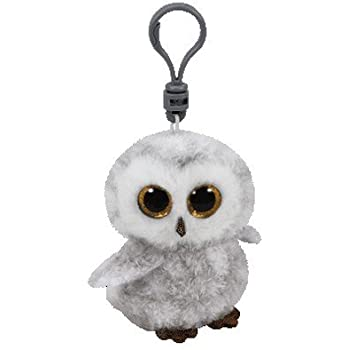 Amazon.com: Ty Beanie Boos Rocco - Raccoon Clip: Toys & Games